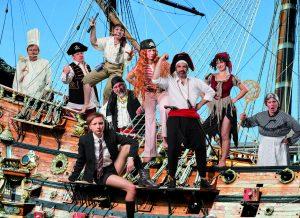 Jolly Joe unter den Piraten 2015