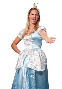 Rosalie (hier als Prinzessin)